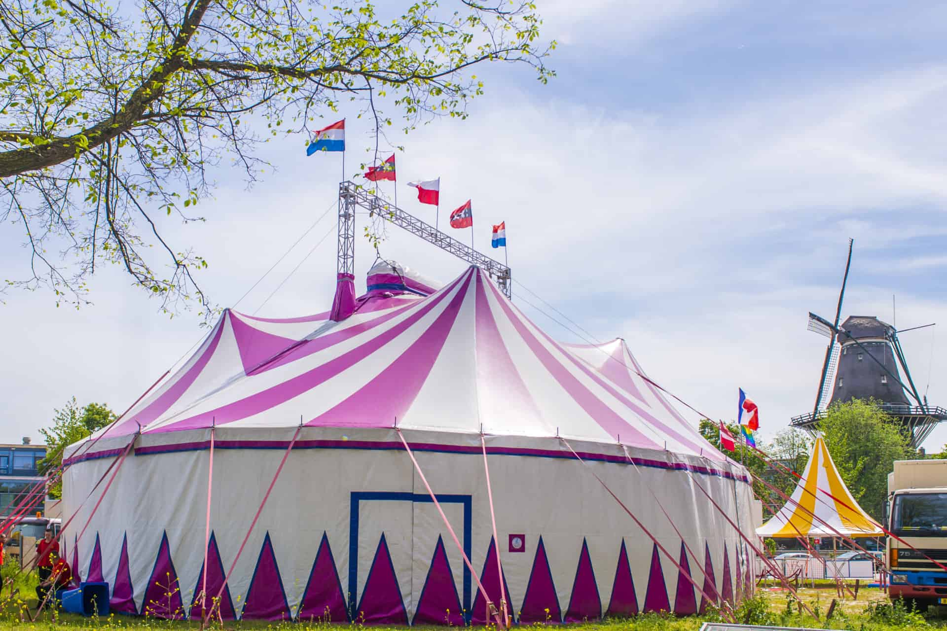 Magic Circus. Foto: Piet-Hein Out.